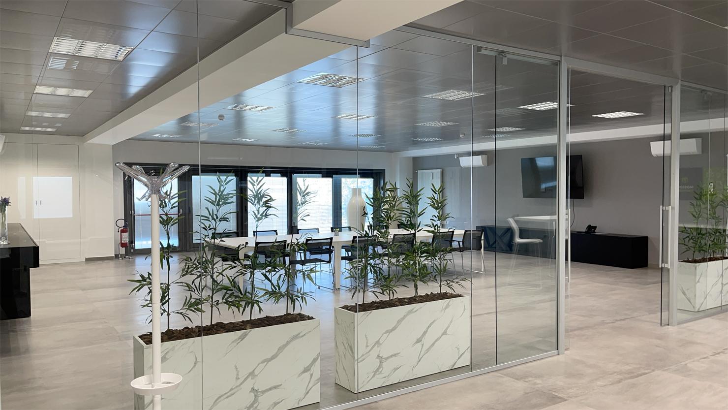 Sala Riunioni per gli Incontri con i Clienti