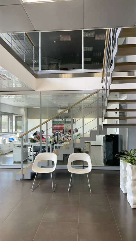 Gli Uffici Amministrativi